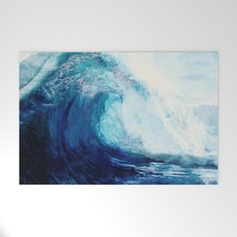 Waves II Welcome Mat