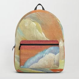Flower Love Backpack
