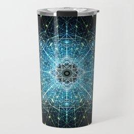 Dimensional Tensegrity Travel Mug