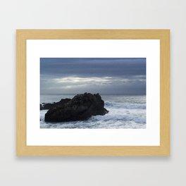 Monterey pt.1 Framed Art Print