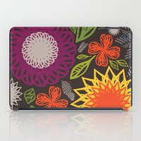 spice iPad Cases featuring Spice Market by Helen Billett