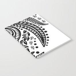 Polynesian Tribal Notebook