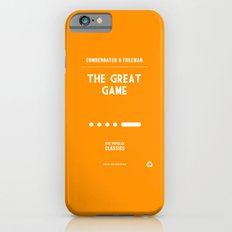 BBC Sherlock The Great Game Minimalist Poster Slim Case iPhone 6s