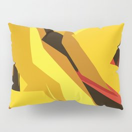 Flying Thoughts Pillow Sham