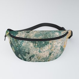 Abstract sun Fanny Pack