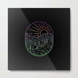 Great Sunrise Metal Print