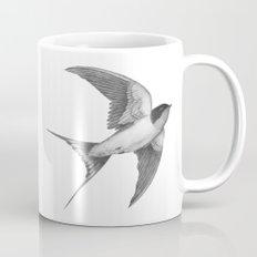 Barn Swallow - mono Coffee Mug