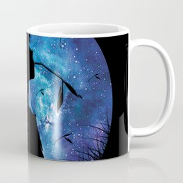 Mugen Silhouette Style Coffee Mug