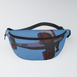 Double decker Fanny Pack