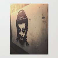 religious Canvas Prints featuring Religious  by Jessica Lauren