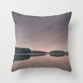 Kejimkujik National Park Throw Pillow