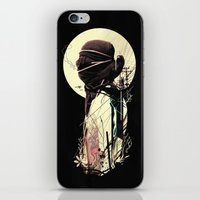 tangled iPhone & iPod Skins featuring Tangled by nicebleed