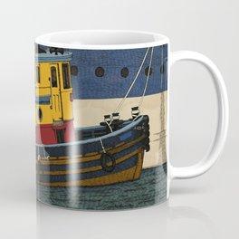 Tug Coffee Mug