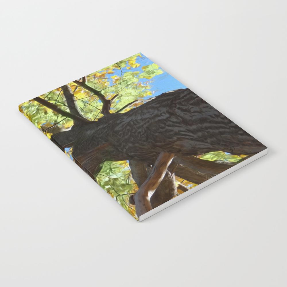 The Mighty Oak Notebook by Lidkas NBK8279452