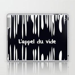 L'appel du vide Laptop & iPad Skin