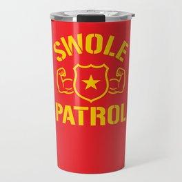 Swole Patrol Travel Mug