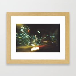 Crazy Taxi Framed Art Print