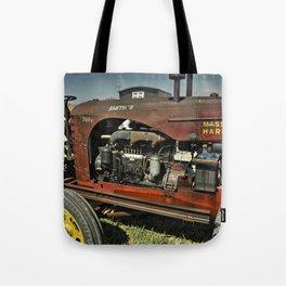 Massey Harris 744D Tote Bag