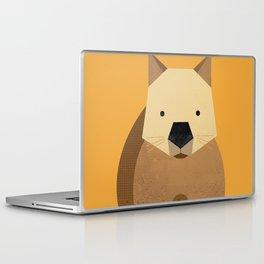 Whimsy Wombat Laptop & iPad Skin