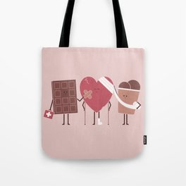 Comfort Food Tote Bag
