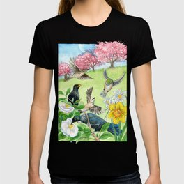 Spring in New Zealand T-shirt