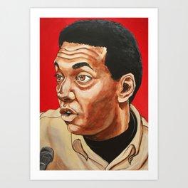 "Stokely Carmichael ""Revolutionary"" Art Print"