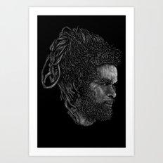 Max Roméo Art Print