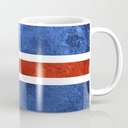 Icelandic Flag Coffee Mug