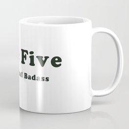 Type Five Coffee Mug