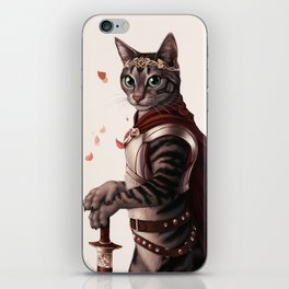 Prince Teddy Ulysses Bear iPhone Skin