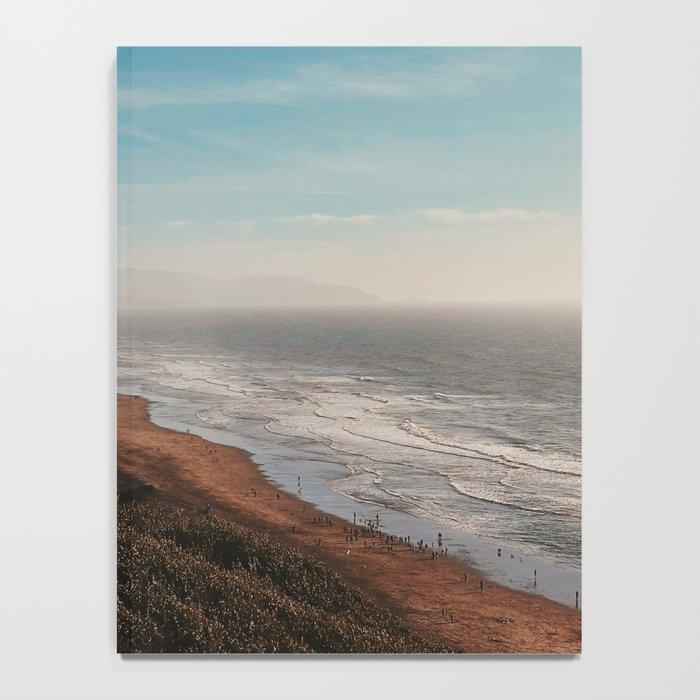 Fort Funston Park in San Francisco, California Notebook