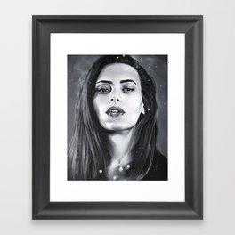 Celestial Lucera Framed Art Print