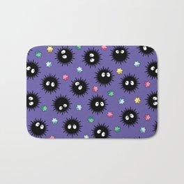 Soot Sprites (Purple) Bath Mat