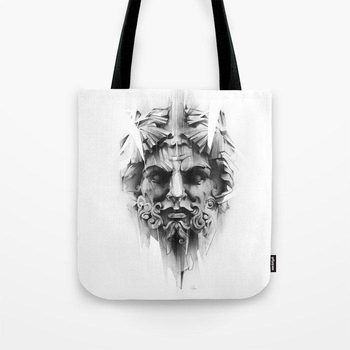 King Of Diamonds Tote Bag