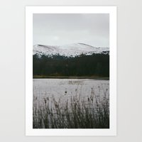 By the lake - Nydoa Photography Art Print