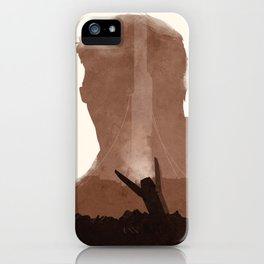 Half Life (II) iPhone Case