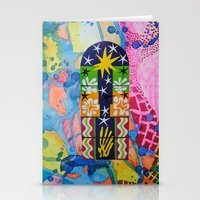 matisse Stationery Cards featuring Homage to Matisse by John Turck