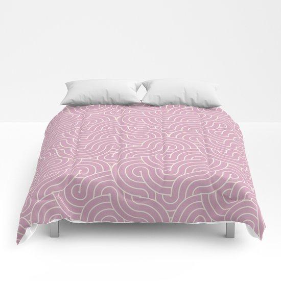 SWIRL / sorbet Comforters