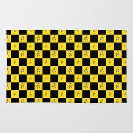 Antonio Brown Twerk Pattern Rug
