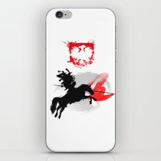 Polish Hussar Polska Husaria iPhone & iPod Skin