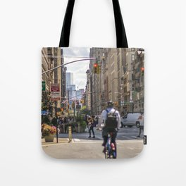 Flatiron District Tote Bag