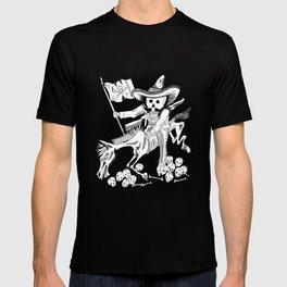 Day of the Dead Calavera Revolucionaria T-shirt