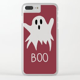 Are you scared ? #2 Clear iPhone Case