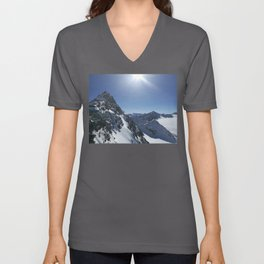Bright Light Unisex V-Neck