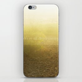 Daydreaming iPhone Skin
