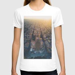 La Sagrada Familia - Barcelona, Spain T-shirt