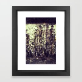 Tagged Framed Art Print