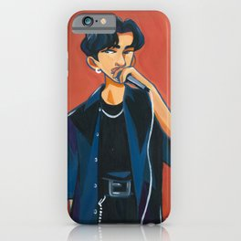 Changbin - M.I.A. iPhone Case