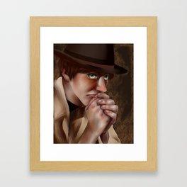 Hetalia print 3 Framed Art Print