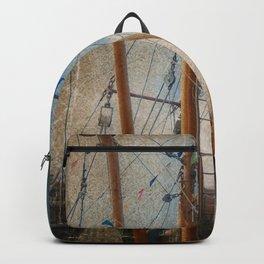 Mali in nave Carolinsiel Backpack